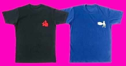 ウルトラマンTシャツ特典画像