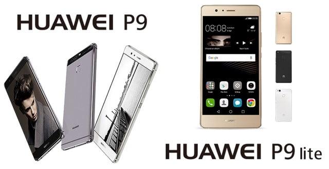 楽天モバイルのセット端末にHUAWEI P9/P9 lite登場!料金やキャンペーン情報まとめトップ画像