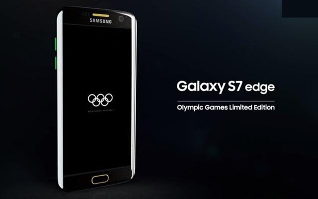 GalaxyS7edgeOlympicGamesLimitedEditiontopトップ画像