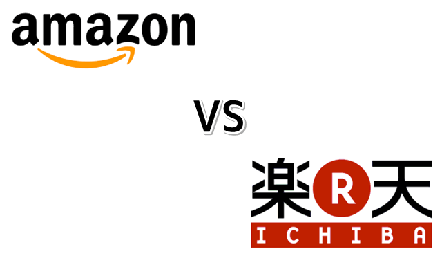 Amazon VS 楽天 利用者の支持率対決を制したのは?(日経MJ調べ)トップ画像