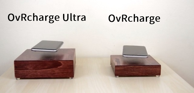 「OvRcharge」「OvRcharge Ultra」