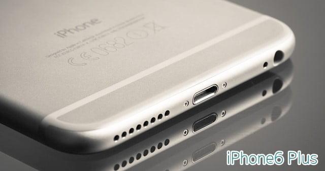 ビッグローブSIM iPhone6 Plus