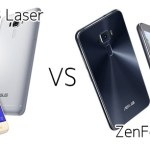 ZenFone3 LaserとZenFone3比較 価格やスペック、買えるMVNOを比較してみました