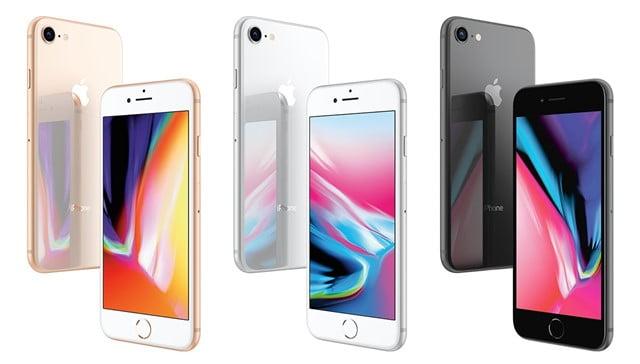 iPhone8本体カラー
