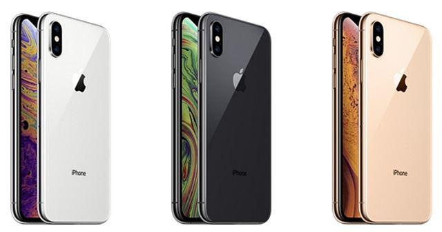 iPhoneXs本体カラー