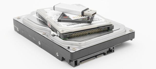 外付けハードディスクなどへコピー
