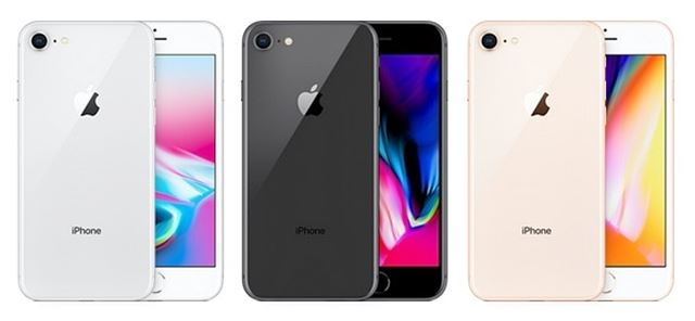 iPhone8 2019年5月au版が首位