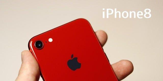 2019年3月 iPhone8