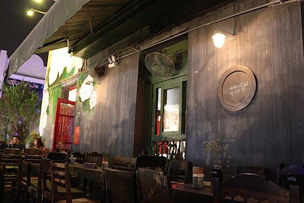 ベトナムのカフェチェーン店CONG CAPHE