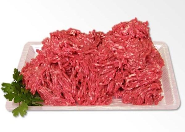 アルゼンチンのミンチ肉