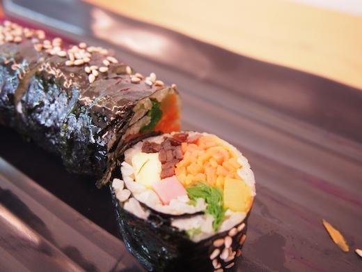 キンパプ(김밥)