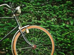 バーン・カチャオでサイクリング