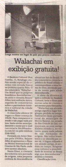 10.03.12 - Povo - Show do Rio - Walachai
