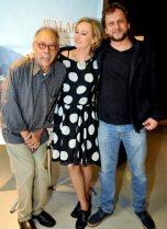 DSC_4052 Jards Macalé , Rejane Zilles e Erick Rocha - Filme WALACHAI - Maio 2013 Foto CRISTINA GRANATO