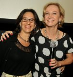 DSC_4071 Rejane Zilles e Maria Baiyngton - Filme WALACHAI - Maio 2013 Foto CRISTINA GRANATO