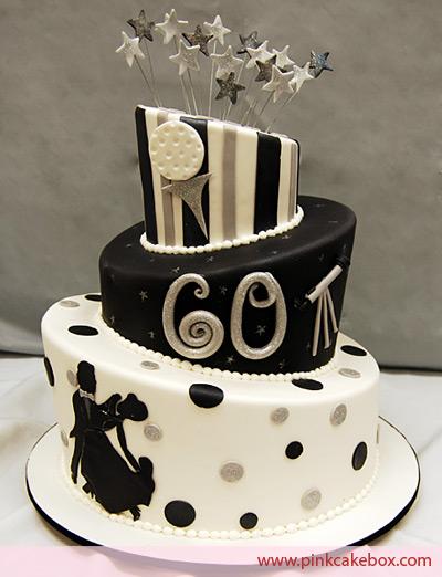60th Birthday Cake Designs Walah Walah
