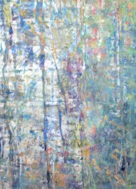 "Crossing Paths 2 84"" x 60"""