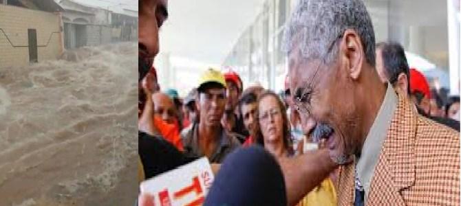 O PINÓQUIO VOLTOU! Moradora entra na Justiça contra crateras do Futi, em Paço do Lumiar