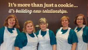In support of our mission of social change, the Career Services team volunteered at a non-profit bakery employing urban youth.