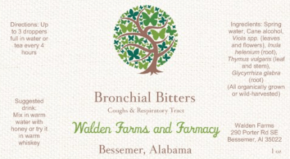 Bronchial Bitters