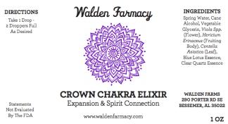 Crown Chakra Elixir