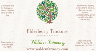 Elderberry Tincture