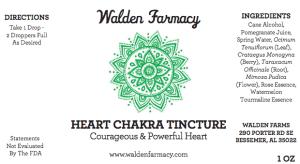 Heart Chakra Tincture