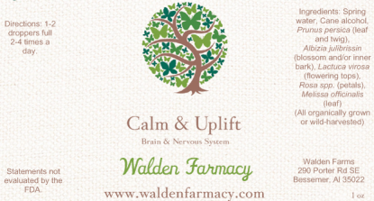 Calm and Uplift