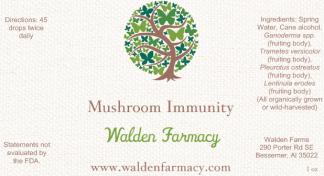 Mushroom Immunity Blend