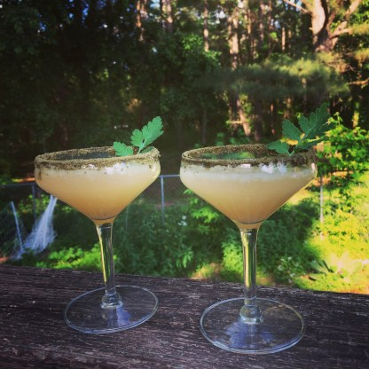Grapefruit Paloma with Dreaming Bitters