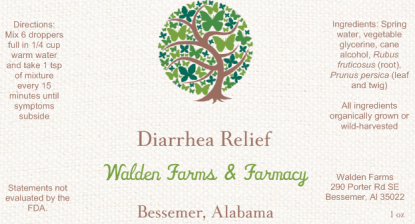 Diarrhea Relief