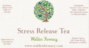 Stress Release Tea