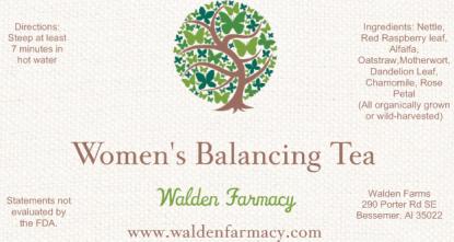 Women's Balancing Tea