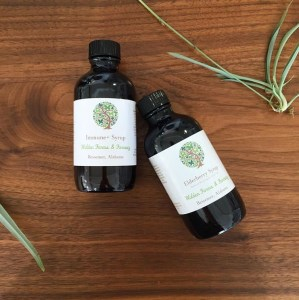 Elderberry & Immune+ Syrup