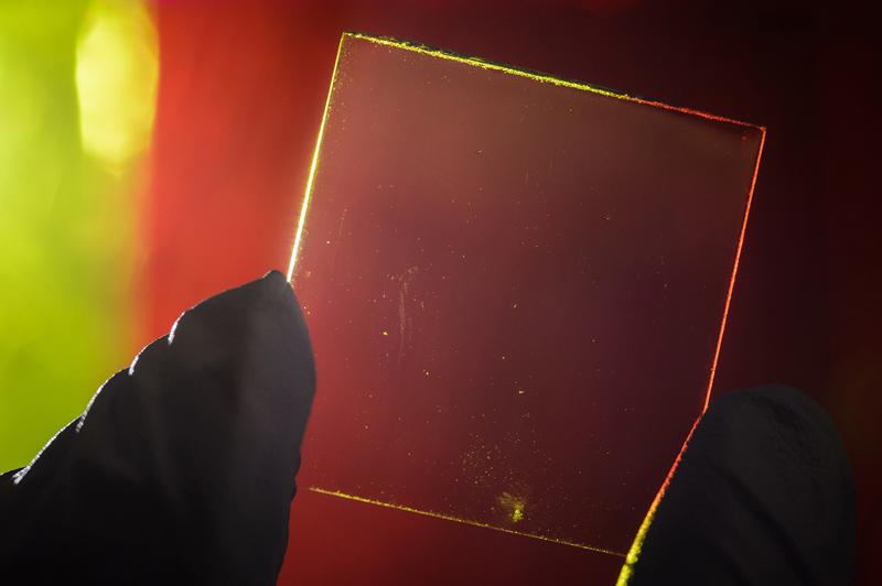 Solar Panel Glass