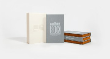 "This New Life Saving ""Drinkable Book"" Can Provide Clean Water For Up To Four Years"
