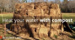 7 Steps to Build a Compost Water Heater For Hot Water Abundance