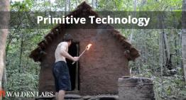How To Build a Primitive Mud Hut – with Underfloor Heating!