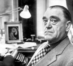 Vilhelm Moberg in 1967