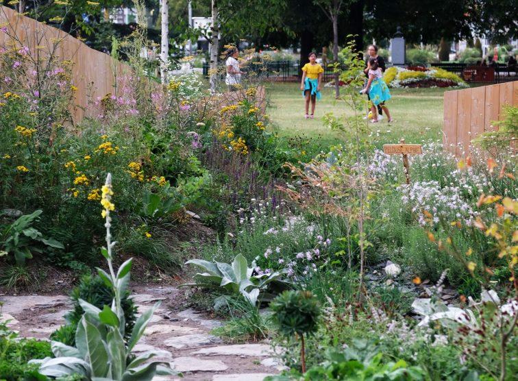 Walden Paysage Jardin Botanique