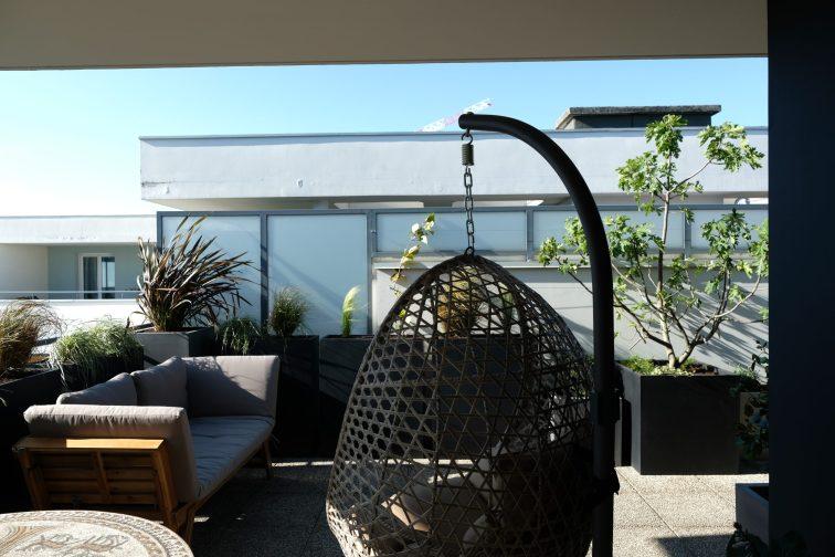Walden Paysage Terrasse sur les toits