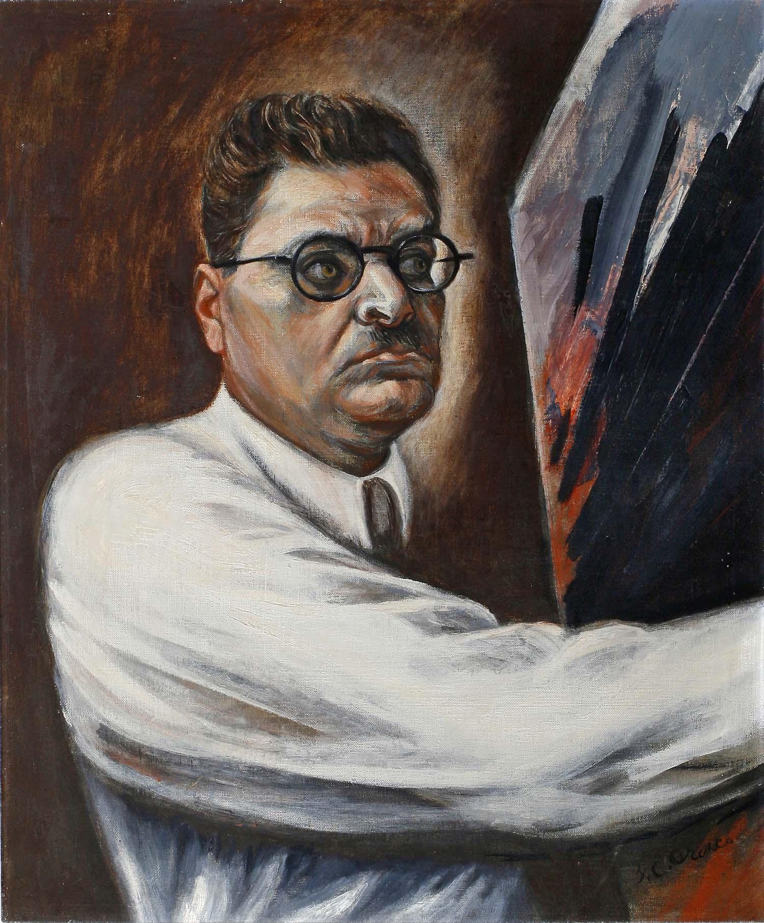 Happy 133rd Birthday José Clemente Orozco – Waldina
