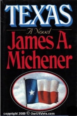 michener book 5