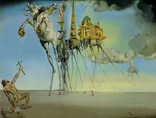 salvador dali paintings