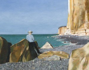Jolanda in Normandy