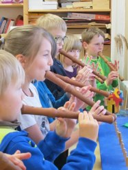 fa) Flötenchor