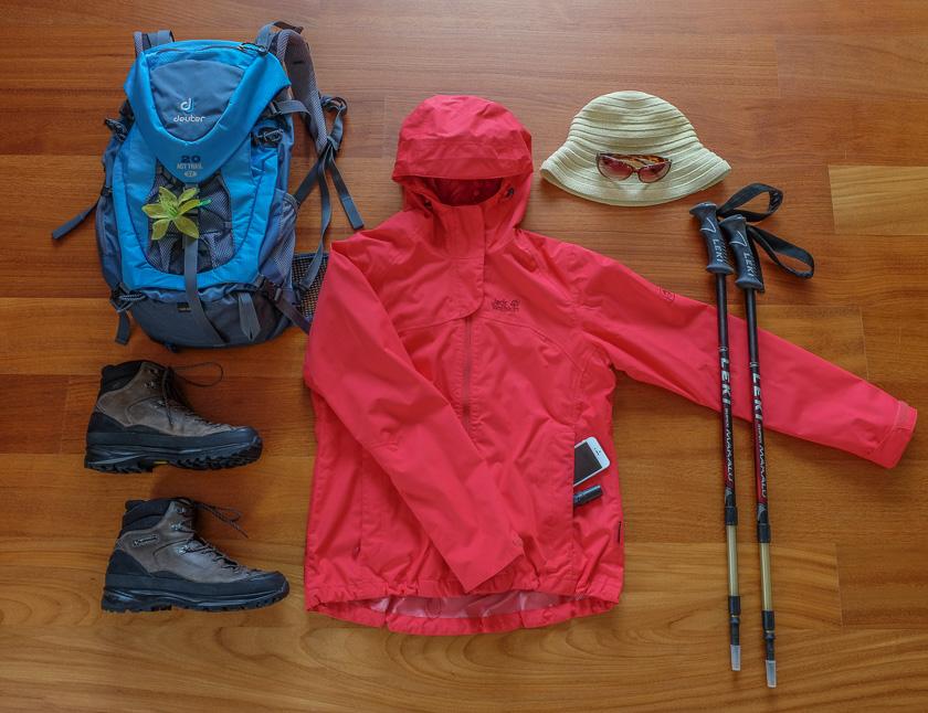 Madeira Wandern Ausrüstung   Waldspaziergang.org