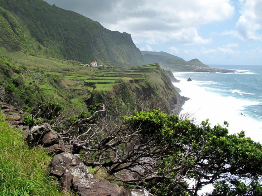 Ponta do Faja vom Wanderweg aus | Waldspaziergang.org