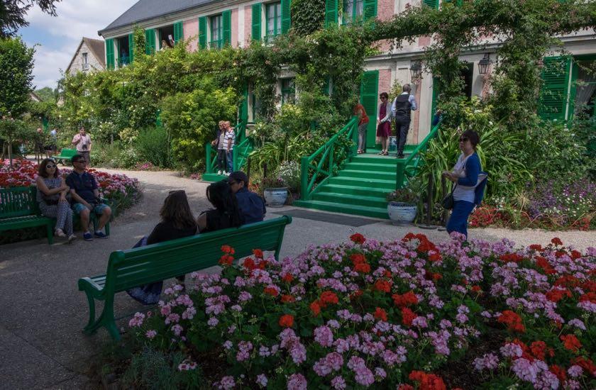 Haus von Monet in Giverny | Waldspaziergang.org