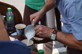 Der beste Kaffee am Platz